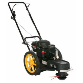 McCulloch WT420 Petrol Wheeled Trimmer