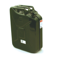 Metal Jerry Can - 20 Litres