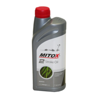 Mitox 1 Litre 2 Stroke Oil Semi Synthetic