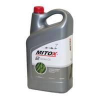Mitox 5 Litre 2 Stroke Oil Semi Synthetic
