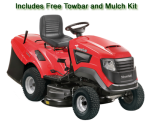 Mountfield 1636H Rear Collection Ride on Lawnmower