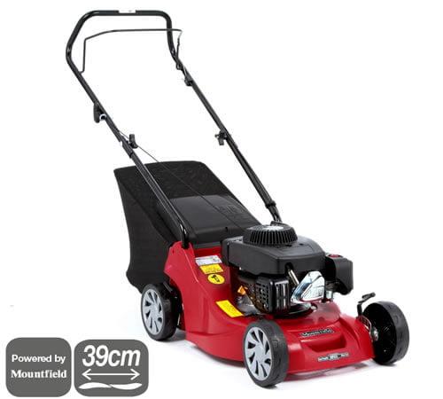 Mountfield HP414 Push Petrol 4 Wheel Lawn mower