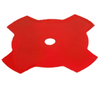 """Oregon 4 Tooth blade 10"""" 1.4mm Thick"""