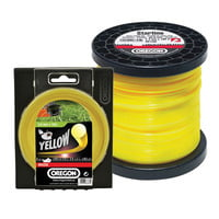 Oregon Yellow Roundline 1.3mm Trimmer Line