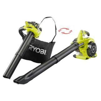Ryobi RBV26B Petrol Garden Blower And Vacuum