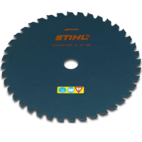 Stihl 250mm 40 Tooth Brush cutter Blade