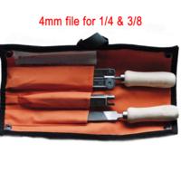 Stihl Chainsaw Chain Filing Kit Round Flat File Depth Gauge 5605 007 1027