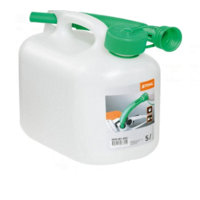 Stihl Genuine 5L Transparent Fuel Can 0000 881 0232