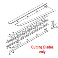 """Stihl HS85 Hedge trimmer 600mm / 24"""" Blade Set"""