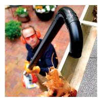 Stihl Roof Gutter Cleaning Kit for BG45, BG55, BG85, SH55, SH85