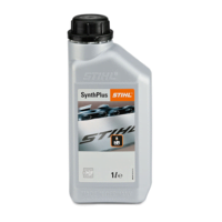 Stihl Synthplus 1 Litre Chain Oil 0781 516 2000