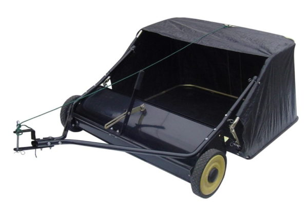 """The Handy 38"""" Towed Lawn Sweeper"""