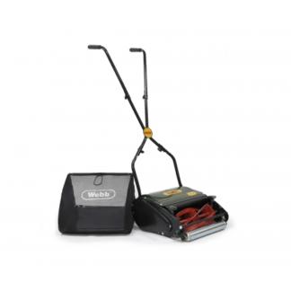 Webb H12R Hand Push Cylinder Lawnmower