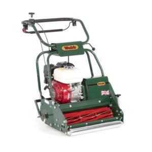 """Webb PRO20 20"""" Honda Engine Cylinder Mower"""