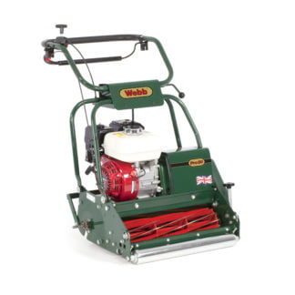 "Webb PRO20 20"" Honda Engine Cylinder Mower"