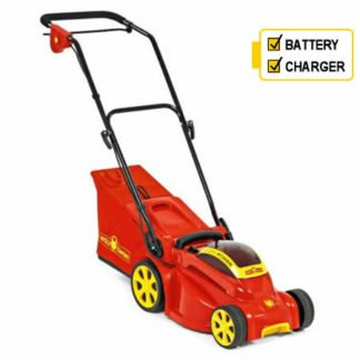 Wolf Garten 72v Li-on Power 40 Cordless Lawnmower