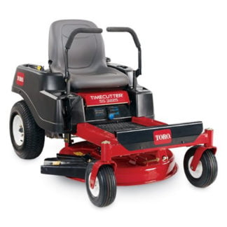 Toro TimeCutter ZS3200S 81cm Zero Turn Ride-on Mower (74650)