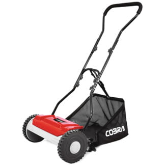 Cobra HM381 Hand Push Cylinder Lawnmower