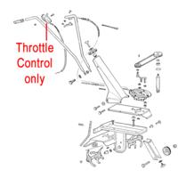 AL-KO Throttle Control 405125
