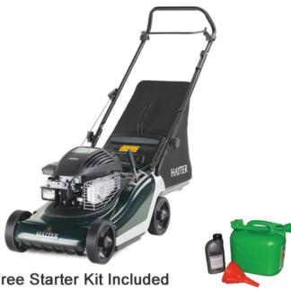 Hayter Spirit 41 Push Petrol Four Wheeled Lawn mower