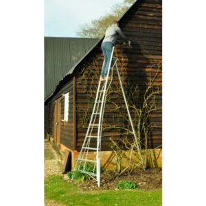 Henchman 12 Foot Adjustable Ladder