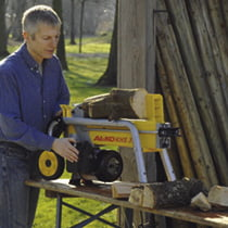 AL-KO KHS 3700 Log Splitter