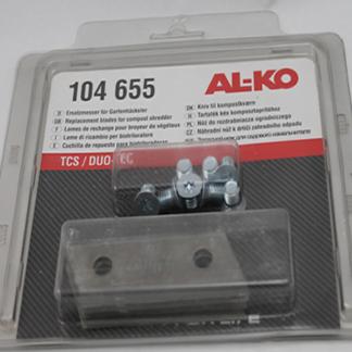AL-KO Shredder Blade Pre-Pack 104655