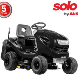 AL-KO T13-93 HD-A Black Edition Lawn Tractor