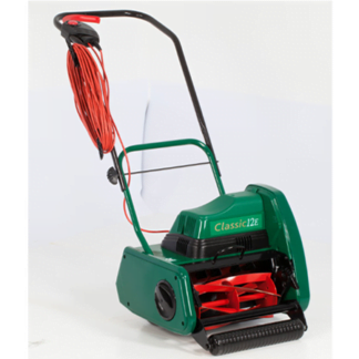 Allett Classic 12E Electric Cylinder Lawn mower