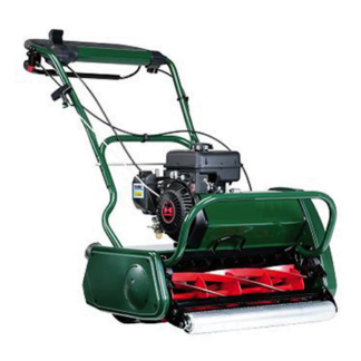 Allett Kensington 17K Self Propelled Petrol Cylinder Mower