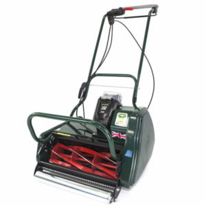 Allett Liberty 43 Self-Propelled Cordless Cylinder Mower