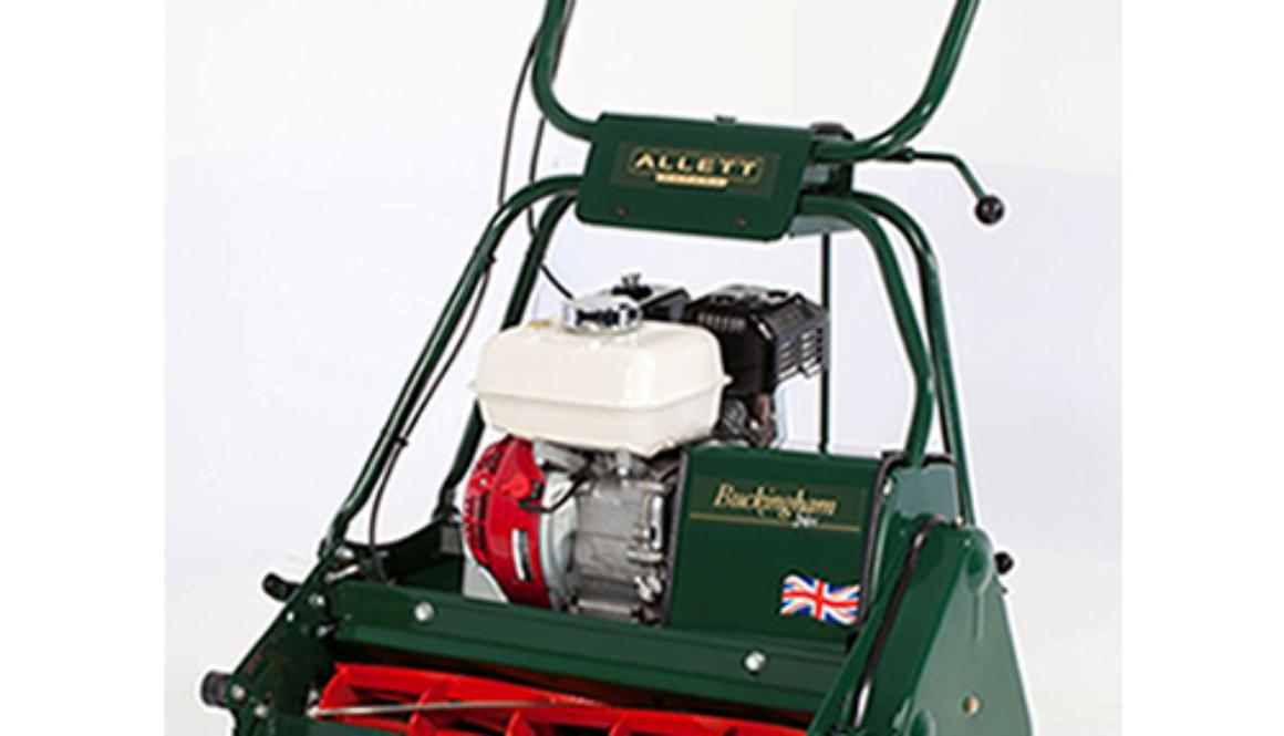 Allett Westminster 20H Semi-Pro Petrol Cylinder Mower