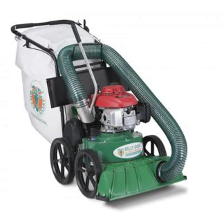 Billy Goat KV650H Estate Range Push Petrol Wheeled Vacuum