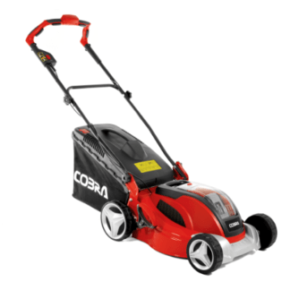 Cobra MX4140V 41cm Cut Push Cordless Lawn mower