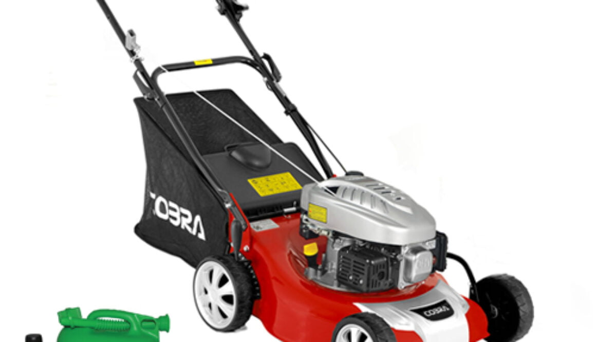 Cobra RM40SPCE 40cm Self Propelled ES Rear Roller Lawn mower