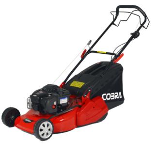Cobra RM46SPB Self Propelled Rear Roller Lawn mower