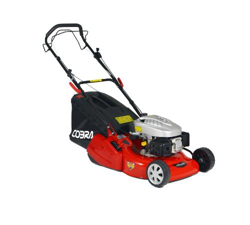 Cobra RM46SPC Self Propelled Rear Roller Petrol Lawn mower