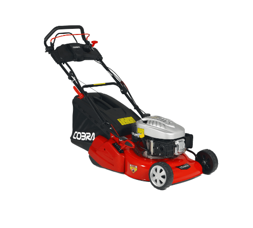 Cobra RM46SPCE E/S Self Propelled Rear Roller Petrol Lawn mower
