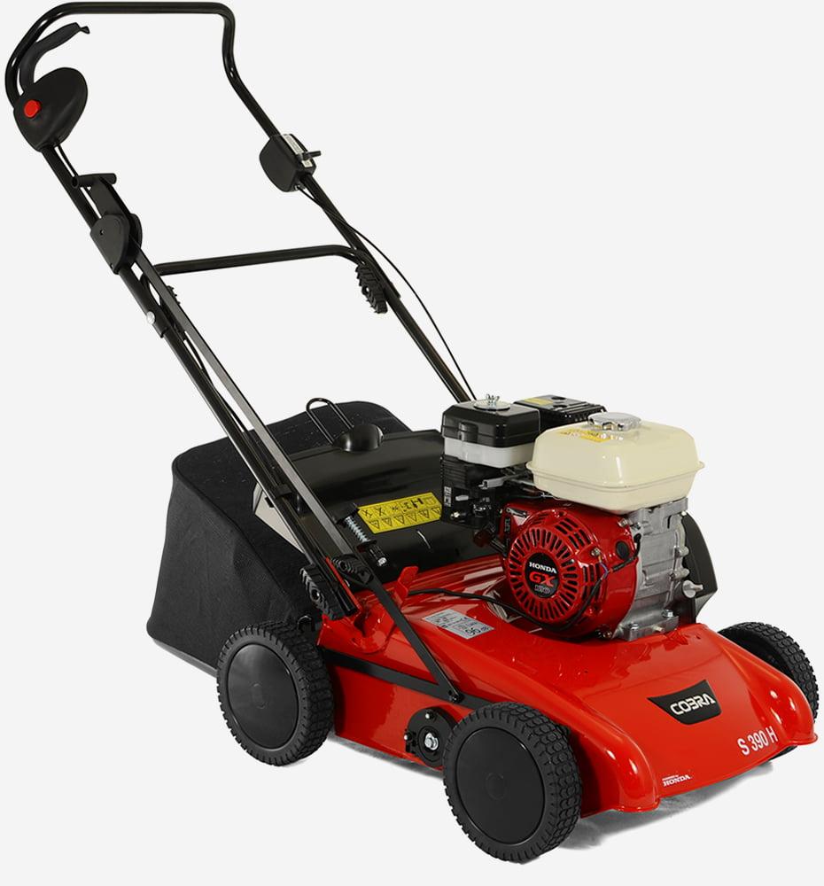 "Cobra S390H 15"" Honda Powered Scarifier"