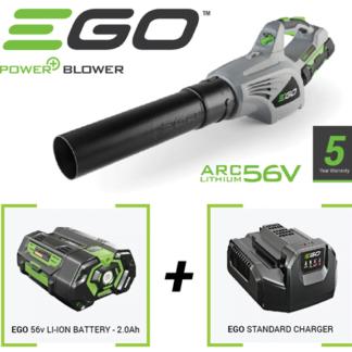 EGO Power + LB-4800E Leaf Blower Bundle