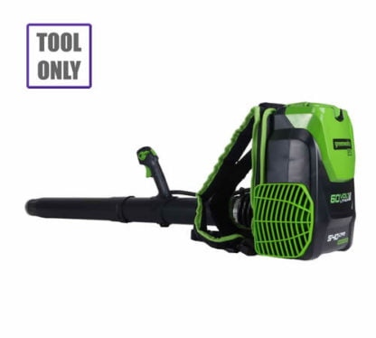 Greenworks GD60BPB 60v Cordless Backpack Blower (Tool only)