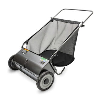 Handy 26 inch Push Lawn Sweeper