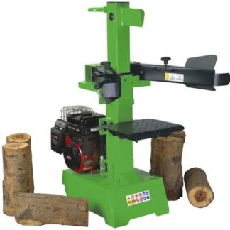 Handy 7 Ton Vertical Petrol Log Splitter (B&S)