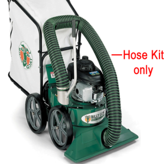 Hose Kit Accessory for Billy Goat KD510 Wheeled Vacuums