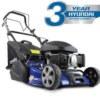 Hyundai HYM460SPR 46cm / 18in Self Propelled Rear Roller Lawn Mower