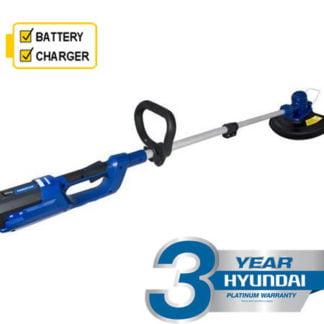 Hyundai HYTR36Li 36v Cordless Grass Trimmer c/w Battery and Charger