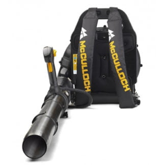 McCulloch GB355BP Backpack Blower