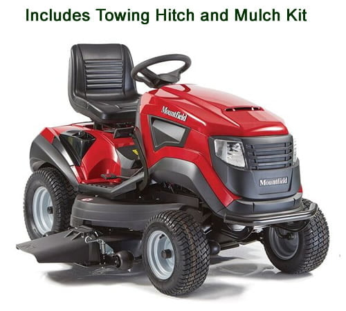 Mountfield 2448H-SD Side Discharge Lawn Tractor