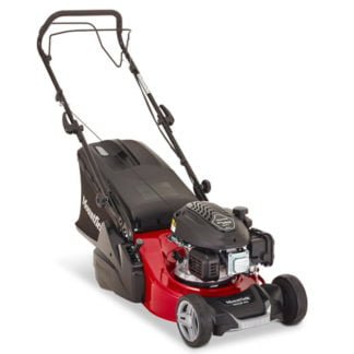 Mountfield S421 R PD 41cm Self Propelled Rear Roller Lawn mower