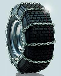 RUD Tyre Snow Chain (Size - 15 x 6.00-6 & 15 x 4.50-8)